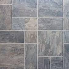 Laminate Tile Flooring Kitchen by Professional Random Effect Slate Laminate Tiles Kitchen
