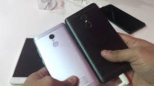 xiaomi redmi note 4 black vs dark grey vs gold colour comparison