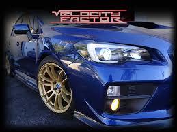 subaru wrx custom paint wrx carbon fiberaero kit u0026 custom painted rays wheels vfr auto blog