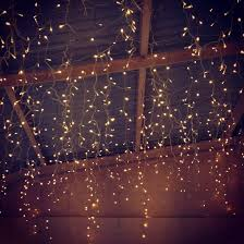 Fairy Light Wall by Tūhonohono A Search For Commonalities One Day One New Image