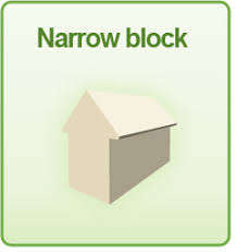 Narrow Block Floor Plans Floor Plans Metro Homes
