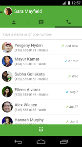 hangouts app android dedicated hangouts dialer app hits the play store with phone