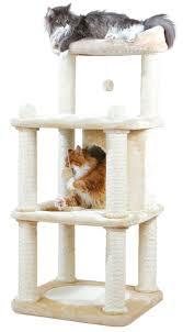 amazon com trixie pet products belinda cat tree house cat
