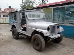 indian army jeep modified megapower bosch car service jammu restoring mm540 4x4 jeep