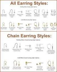 different types of earrings different types of earrings earring ideas