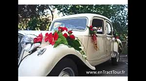 Deco Voiture Balai by Location Voiture Pour Mariage Youtube