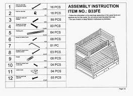 Bunk Bed Assembly Homelegance Dreamland B33 Assembly Homelegance