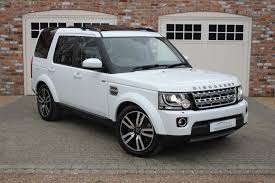 used land rover discovery for sale used land rover discovery sdv6 hse luxury rear entertainment tv
