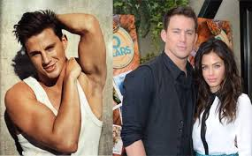 channing tatum stripping magic mike channing tatum s magic mike xxl wife clears the strip