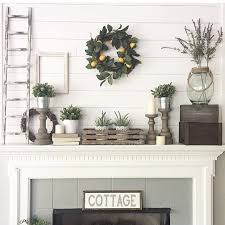 Rustic Decor Accessories Best 25 Over Fireplace Decor Ideas On Pinterest Mantle