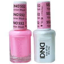 duo gel pack victorian blush 1 gel polish 0 47 oz 1 lacquer