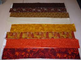 Fall Table Runners by Dianeloves2quilt Spiral Table Runner