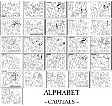 practice alphabet preschool alphabet practice and coloring exercises large