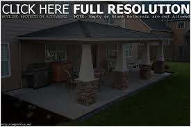 Backyard Concrete Patio Ideas by Backyards Splendid Backyard Concrete Cost Concrete Patio Cost
