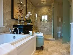 Master Bedroom Bathroom Ideas Colors Astounding Corner Wall Mirror Frameless Subway Tile Walls Master