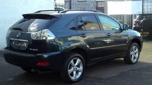 lexus qx 300 2004 lexus rx ii u2013 pictures information and specs auto database com