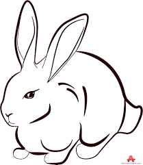 rabbits animals clipart gallery free downloads by animals clipart