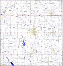 Ohio Cities Map by Bridgehunter Com Preble County Ohio