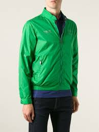 aston martin racing green hackett aston martin racing x reversible windbreaker jacket in