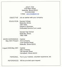 resume objective examples for receptionist resume objective examples cashier frizzigame objective example cashier frizzigame