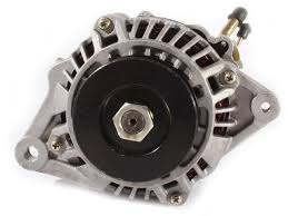 mitsubishi triton alternator 83 96 2 5l diesel 4d56 single pulley