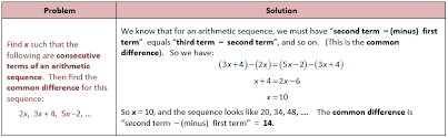 sequences and series she loves math