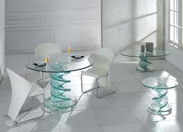 glass table for living room glass side tables living room round dining tables