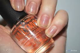 rock hard opi nail envy nail strengthener a pop of colour