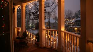 houses christmas porch usa south carolina charleston houses