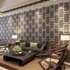 aliexpress com buy hanmero 3d effect fashion pvc wallpaper eco