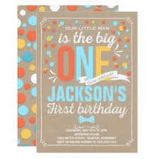 1st birthday invitations u0026 announcements zazzle com au