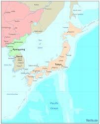 China Physical Map by Japan Map Blank Political Japan Map With Cities