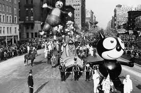the cat is back felix returns to macy s thanksgiving day parade
