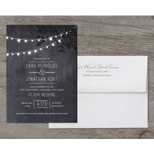 Credit Card Wedding Invitations Gartner Digital Personalized Stationery And Office Supplies