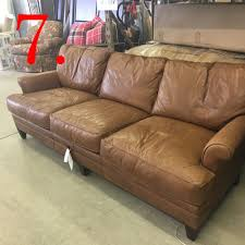 Leather Blend Sofa Industries Leather Sofa Home And Textiles