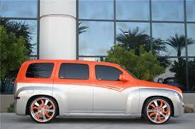 2006 Chevy Hhr Interior 2006 Chevrolet Hhr Custom 90985