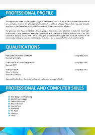 Community Service Resume Template Amazing Resume Templates Resume For Your Job Application