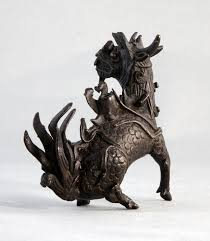 qilin statue 264 best kirin images on creatures mythical