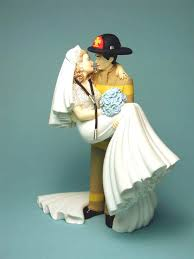 fireman wedding cake toppers tbrb info