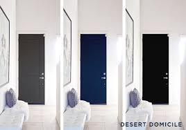 Interior Door Color Interior Door Color Choices Desert Domicile