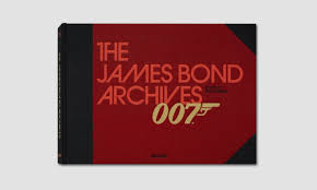 the coffee table book every james bond fan needs to own airows