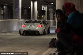 subaru brz rocket bunny wallpaper we own the night running with risky devil speedhunters