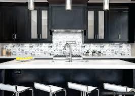 modern backsplash kitchen glass metal modern tile cabinet hardware room kitchen glass metal