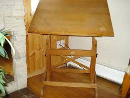 Anco Drafting Table Antique Drafting Table Antique Appraisal Instappraisal