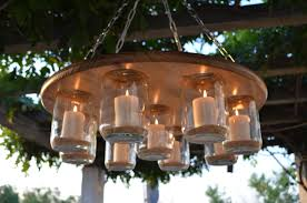 Candle Light Decoration At Home by Diy Mason Jar Pendant Light Home Designs