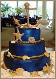 anchor wedding cake topper wedding cakes pictures blue wedding cakes with sea shell pictures