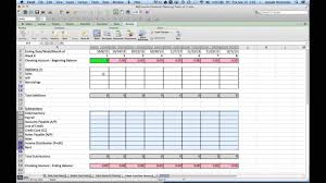 excel cash flow analysis excel template discounted cash flow dcf
