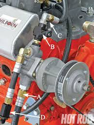 what you need to know about mechanical fuel injection rod