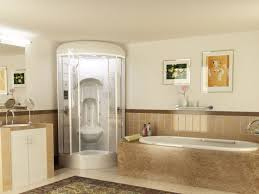 bathroom designs and white porcelain oval vessel front wall small