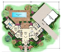 home plans with courtyard european home plans with courtyard house decorations